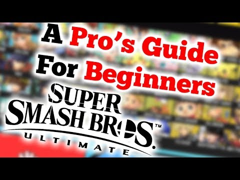 A Beginner's Guide To Smash Bros Ultimate