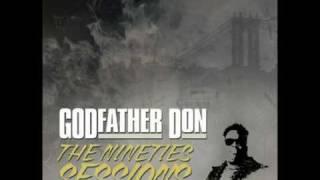 Godfather Don - Step Up Front [ft. Mega Rat]