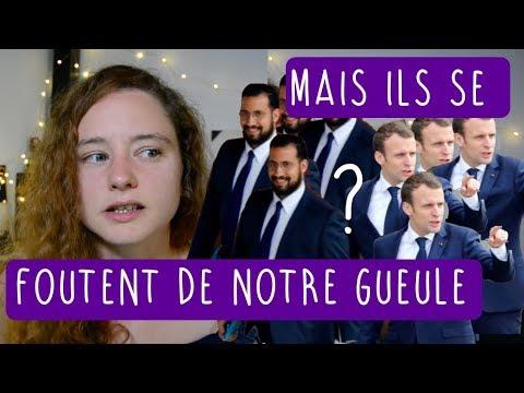 BENALLA SUR TF1, COM' BIDON, & ALLER CHERCHER MACRON ?