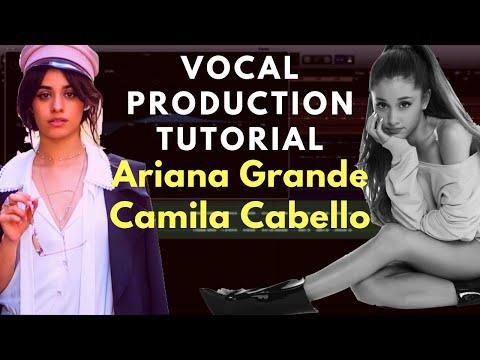 Production Tutorial: Ariana Grande / Camila Cabello Vocal Sound | Beat Academy thumbnail