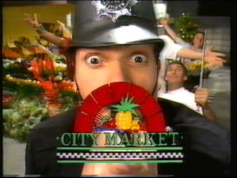 City Markets Canberra vintage 80s Ad