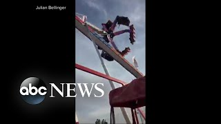 Popular Ride Shut Down After Deadly Fair Accident