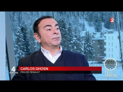 Les 4 vérités - Carlos Ghosn