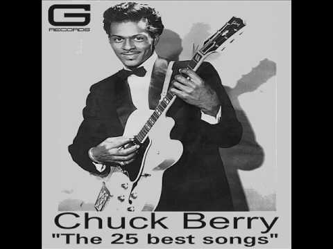 "Chuck Berry ""The 25 best songs"" GR 085/16 (Official Compilation)"