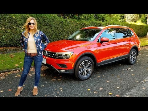 2018 Vw Tiguan Review Family Roved