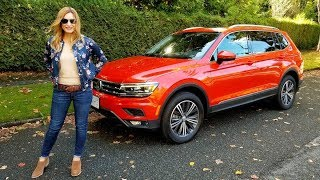 2018 VW Tiguan Review--FAMILY APPROVED