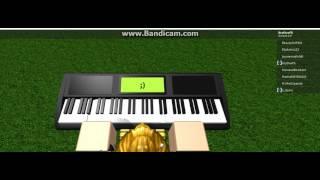 Roblox Piano Despacito