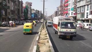 Neu Delhi Verkehr