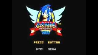Sonic the Hedgehog [Master System and Game Gear]: Full Soundtrack