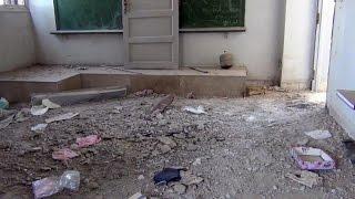 نظام الأسد يدمر مدارس درعا ويحرم تلاميذها من التعليم