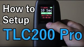 How to Setup the Brinno TLC200 Pro Time Lapse Camera