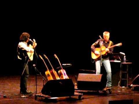 Tommy Emmanuel duet with Peppino D'Agostino San Francisco 2/13/10