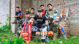 LTT Nerf War : SEAL X Warriors Nerf Guns Fight Attack Criminal Group Revenge Lover