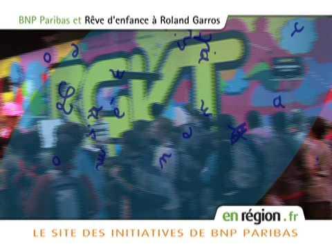 BNP Paribas partenaire de l'association Rêve d'Enfance
