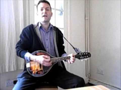 Galway Girl Mandolin Version Youtube
