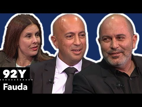 Fauda's Avi Issacharoff And Lior Raz In Conversation With The Hollywood Reporter's Tatiana Siegel