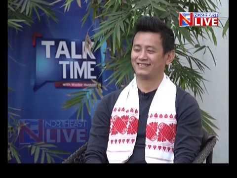 #TALKTIME with Wasbir Hussain   Guest: Bhaichung Bhutia (Founder, Hamro Sikkim)