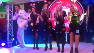 Glenn van Dijk & DJ Kinki Sminki - Handjes (Officiële videoclip) (Carnaval 2015)
