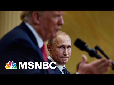 McCaffrey: Eventually Russia Will Leak What It Had On Trump