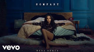 Tinashe - Company Muna Remix [audio] @ www.OfficialVideos.Net