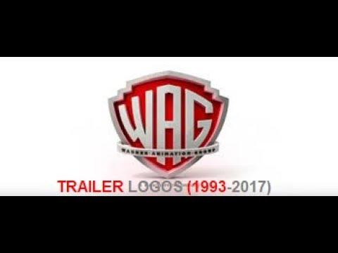 Warner Bros. Animation/Warner Animation Group Trailer Logos (1993-2017)