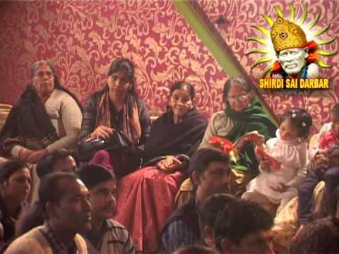 Kis cheez ki kami hai   wasim khan sufi singer   Shri Sai Nath Samiti Indrapuram