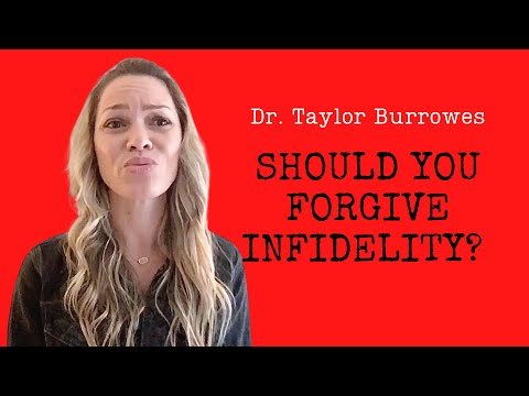 When Should You Forgive Infidelity?