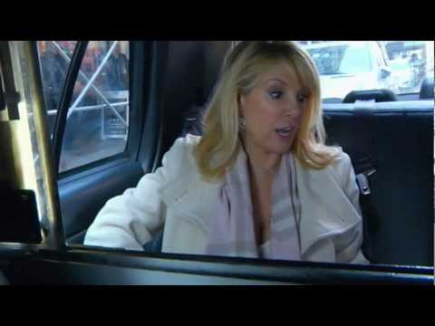RHONY Ramona Singer and Taxi Driver