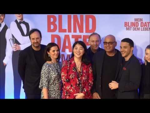 Weltpremiere von MEIN BLIND DATE MIT DEM LEBEN   München am 17 01 2017 Teil XI