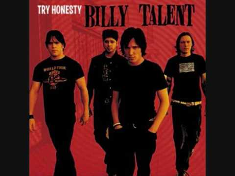 Billy Talent RARE - Try Honesty (Demo)