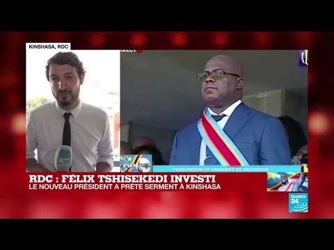 RD Congo : que faut-il retenir de l'allocution de Félix Tshisekedi ?