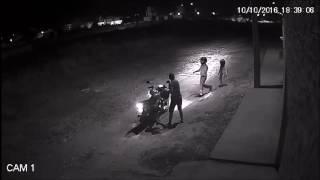 Ограбление в Бразилии (10.10.2016)