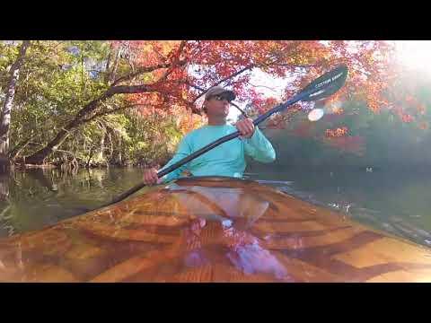 Wood Kayak Rental