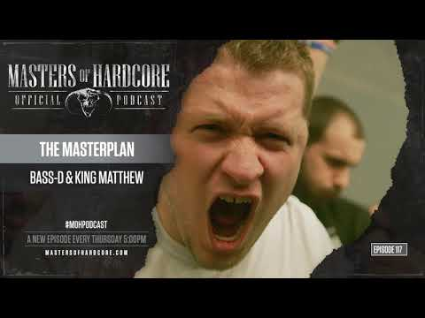 Official Masters of Hardcore podcast 117...