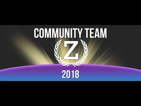 COMMUNITY TEAM 2018 - WINNER LIVESTREAM