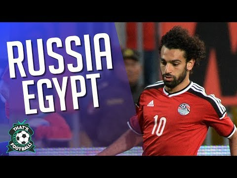 RUSSIA 3-1 EGYPT LIVE Watchalong