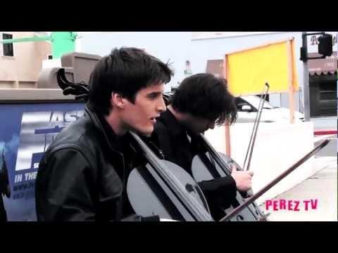 2CELLOS - Thunderstruck [OFFICIAL VIDEO] - YouTube