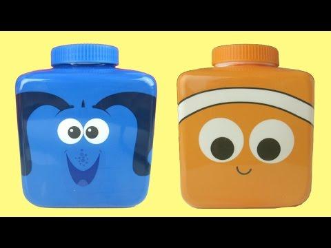 Dory & Nemo Bath Foaming Soap Surprises!