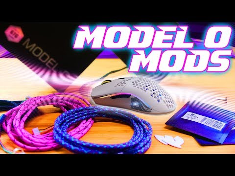 Let's Mod The Glorious Model O Feat. Spektrum Designs Paracord