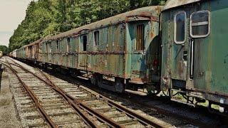 SPOOK SPOOR, aflevering 7: Station Homburg (België)