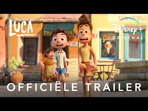 Luca   Officiële trailer   Disney+