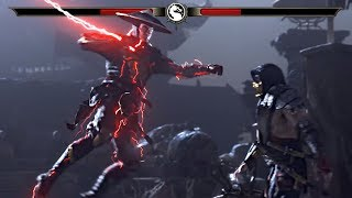 Mortal Kombat 11 Trailer With Life Bars!!