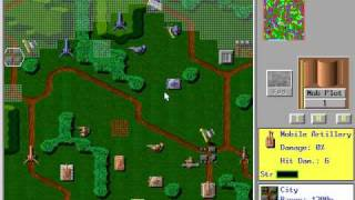 IE 7 PC games preview - Perfect General 2 (1994)