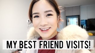 My Best Friend visits Sydney | Worst Eyelash Extensions ever :(