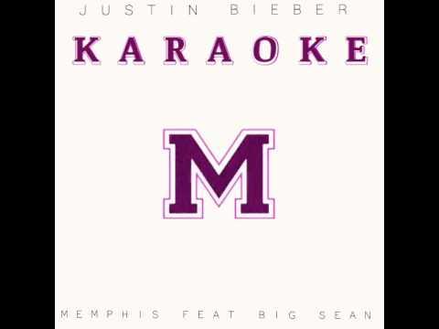 Memphis (Karaoke)  & Backpack (karaoke) - Justin Bieber
