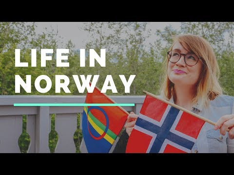 LIFE IN NORWAY, TROMSØ AND MOVING SOUTH // Q&A