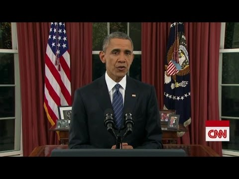 President Obama: 'Freedom is more powerful than fear...