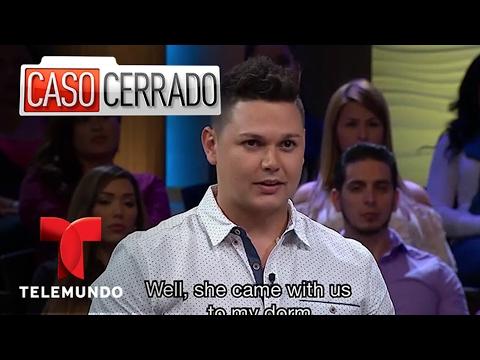 Caso Cerrado | Gang Rape on Campus🍆🎓🍆| Telemundo English