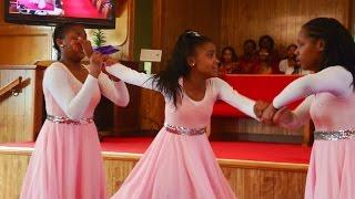 Anointed Praise Dance Ministry- Kierra Sheard