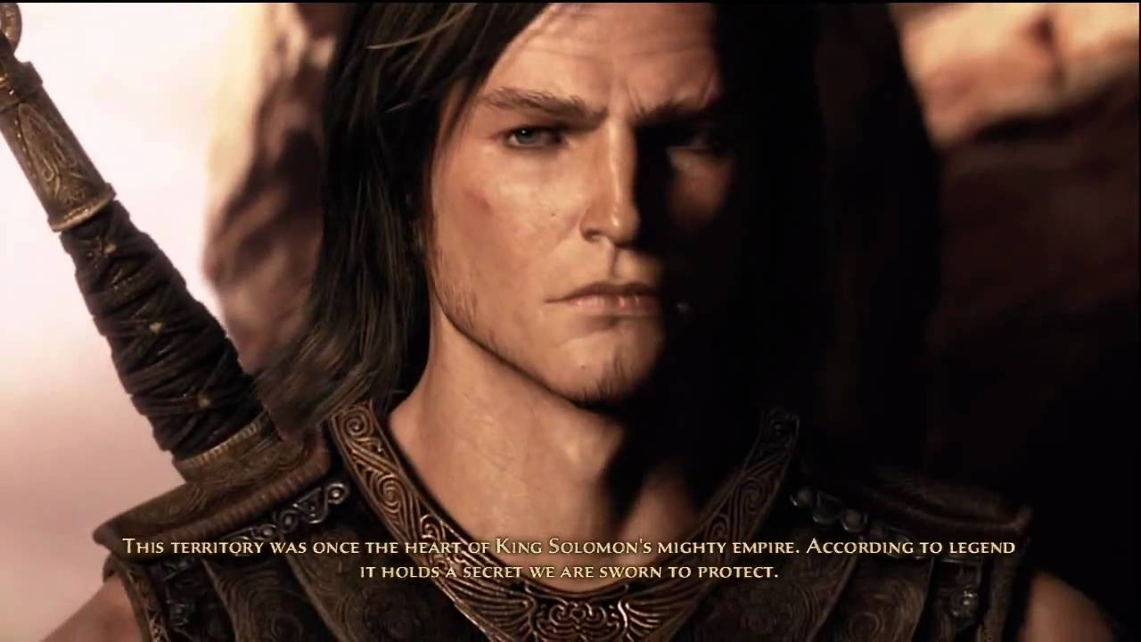 o jogo prince of persia the forgotten sands